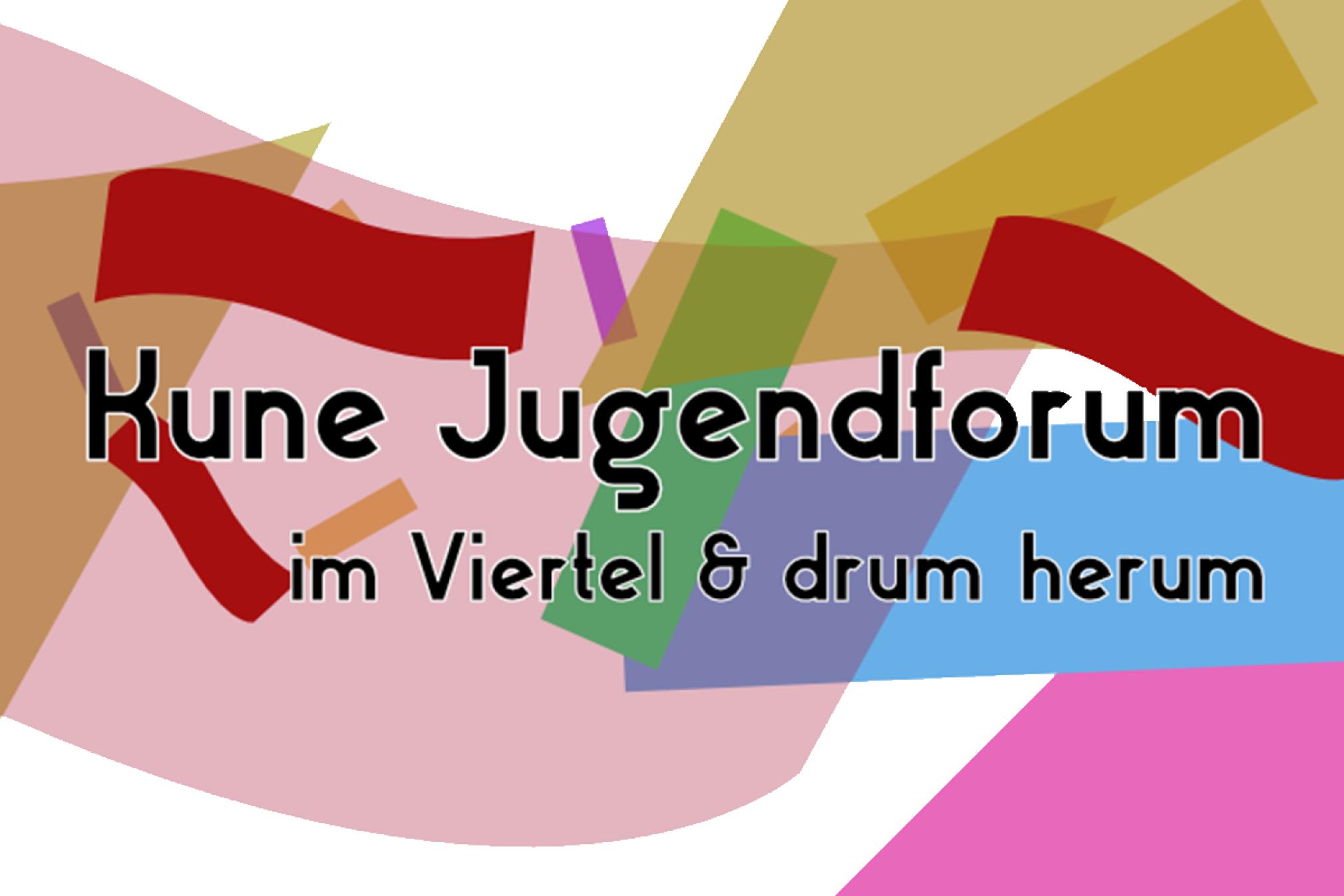 Logo des Jugendforums